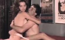 Angel, John Leslie in hot sex scene from the golden age of
