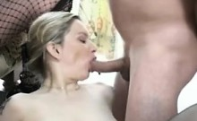 Hot domina tortures a horny couple