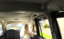 Runaway bride fucks with another guy