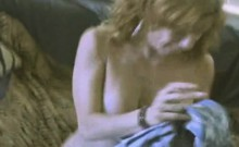 Redheaded MILF Crack Whore Finger Banging POV