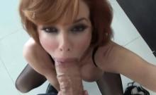 Fetish milf gets anal sex