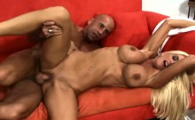 Busty Blonde Mom Rhyse Richards Picked-Up and Fucked