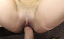 Big juggs blonde babe fucked by pawn guy in his office