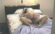 Hidden camera was taken on by excellent homemade sex