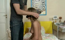 Blonde Teen Stars Squirting