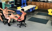 Young straight men masturbating movies gay CPR stiffy deep-t