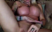 The Ultimate fit Blonde show jerk off Instructions