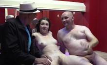 Amateur whore spunked