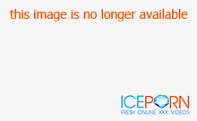 Voluptuous ebony honey rides a white shaft