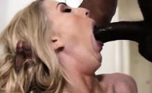 Huge Cock Mouth Fucks Christie