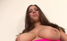 Curvaceous Alex Chance has her cunt drilled