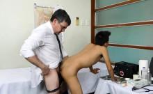Doctor Daddy Barebacks Asian Boy Nishi