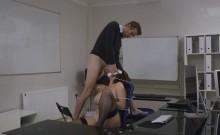 LEROYZ - Big Boobs Getting Fucked By a Big Cock