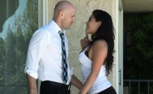 Brazzers - Baby Got Boobs - London Keyes John