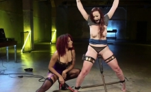 Bella Rossi Punished By Daisy Ducati