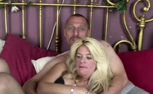 Slutty Blonde Mature Gets Fucked Good