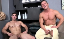 Muscle Bodybuilder Anal Sex And Cumshot