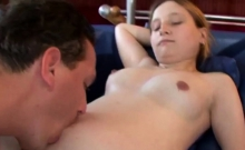 Pregnant Bitch Gets Banged From Behind
