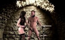 Kinky Femdom Spanking Show