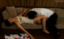 Asian Teen Mio Hragi In Lingerie Fucked Doggystyle