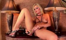Gina B Loves To Pleasure Herself