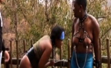 He Likes To Tie Up And Spank Black Girls
