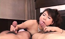 Asian sex bomb in stockings pussy vibed hardcore gets
