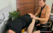 Duncan Gets Fucked In The Office - Duncan Black And Jason