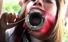 Japanese Schoolgirl Slave