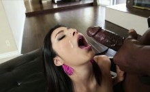 Sexy brunette Miya Stone gets destroyed by Lexington Steele