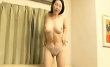 Attractive and lustful Oriental milfs satisfy their hunger