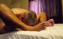 Horny Mature Couple 69ing and Fucking
