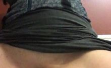 Wet and creamy pussy masturbation close up
