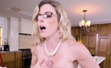 MILF Cory Chase Experiences Stepsons Big Cock