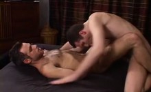 These guys get into some incredibly hot foot worship, and