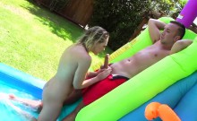 Brazzers - Big Wet Butts - Kagney Linn Karter