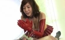Japanese Girl Has Big Boobs