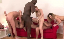 Gorgeous Chicks Get Fucked By Horny Friends
