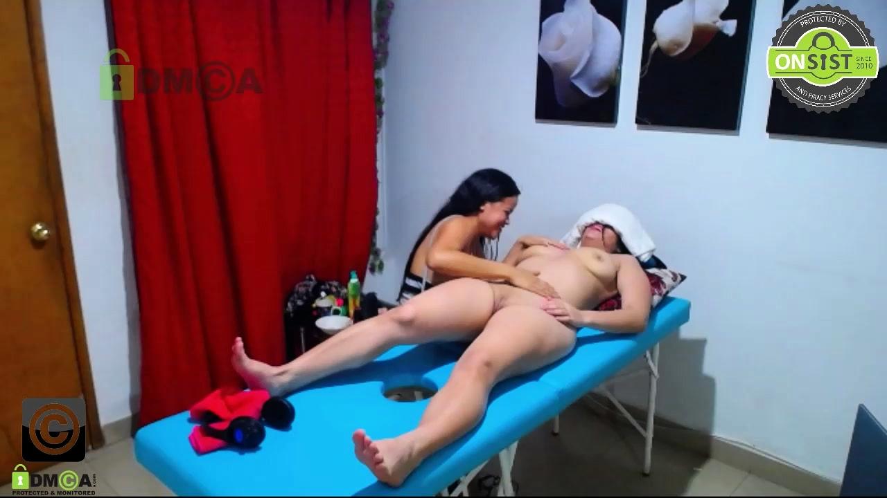 Lesbian Anal Teen Massage