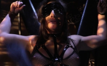 DeviantHardcore - Mature Blonde Dominates Sex Slave