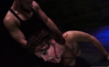 Russian teen tied Helpless teen Kaisey Dean was on her way t