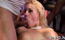 Non-stop fucking delights with lusty chicks and girls