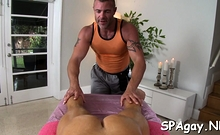 Sexy Twink Is Getting His Hard Rod Sucked By Homo