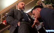 Italian Gay Fetish And Cumshot