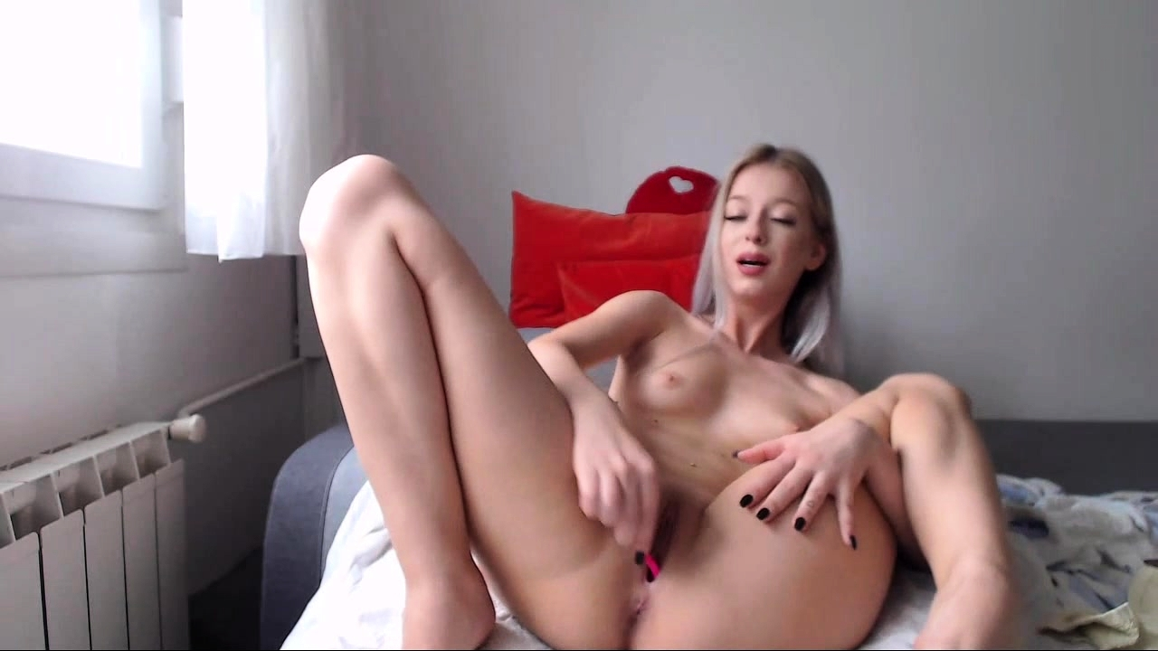 Italian Blonde Teen Amateur