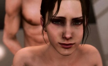 Lovely Game Babes 3DX Fucked in All Poses Collection