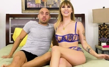 Big Tits Blonde Angel Youngs Loves Wearing Her Buttplug To