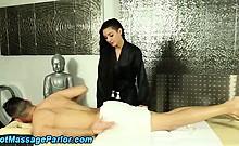 Sexy Masseuse Sensual Massage